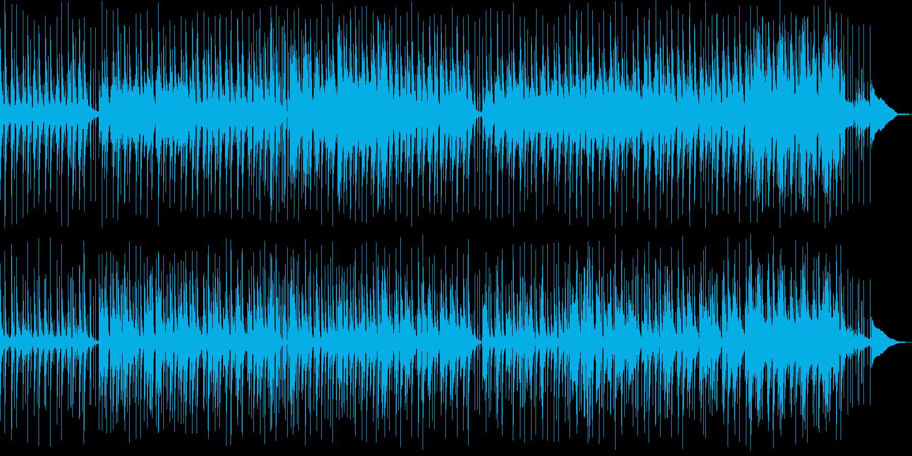なにげない休日のひとこまをイメージして…の再生済みの波形