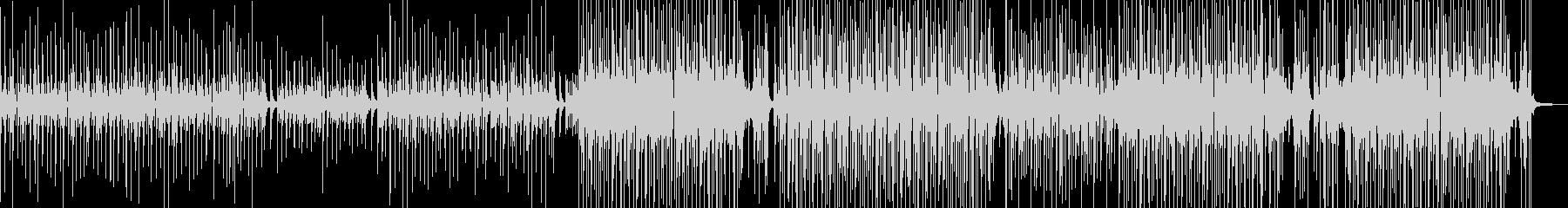 ウクレレ・まったりした作品に 長尺の未再生の波形