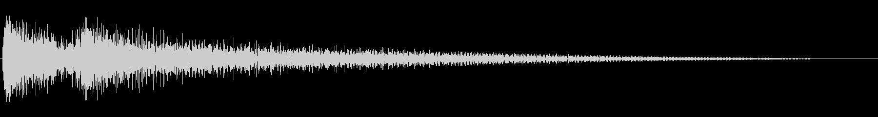 エレキギター:トゥーコードストラム...の未再生の波形