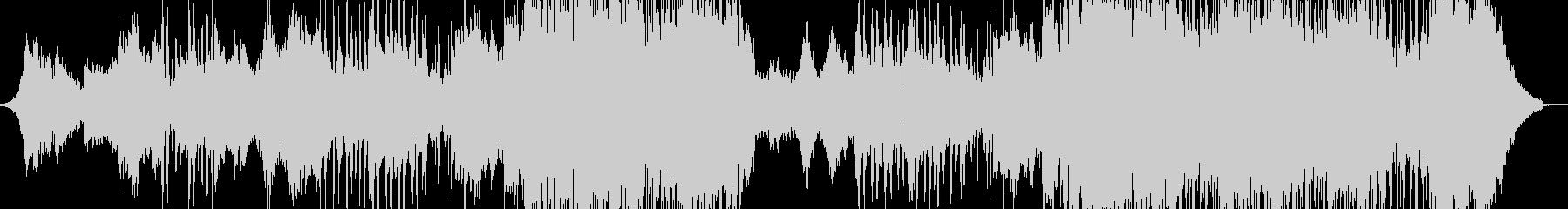 魔法の国のようなキラキラポップス 長尺の未再生の波形