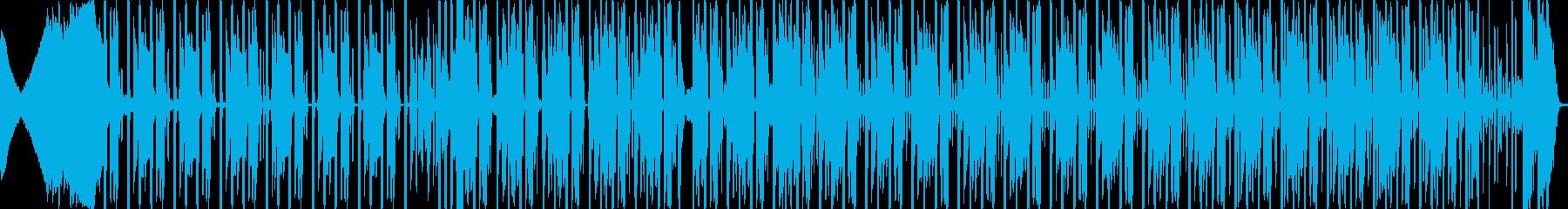 法人 技術的な お洒落 ハイテク ...の再生済みの波形