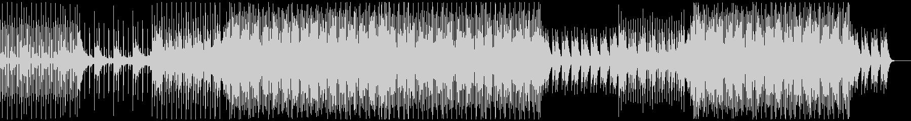 ハウスミュージック1(No Vocal)の未再生の波形