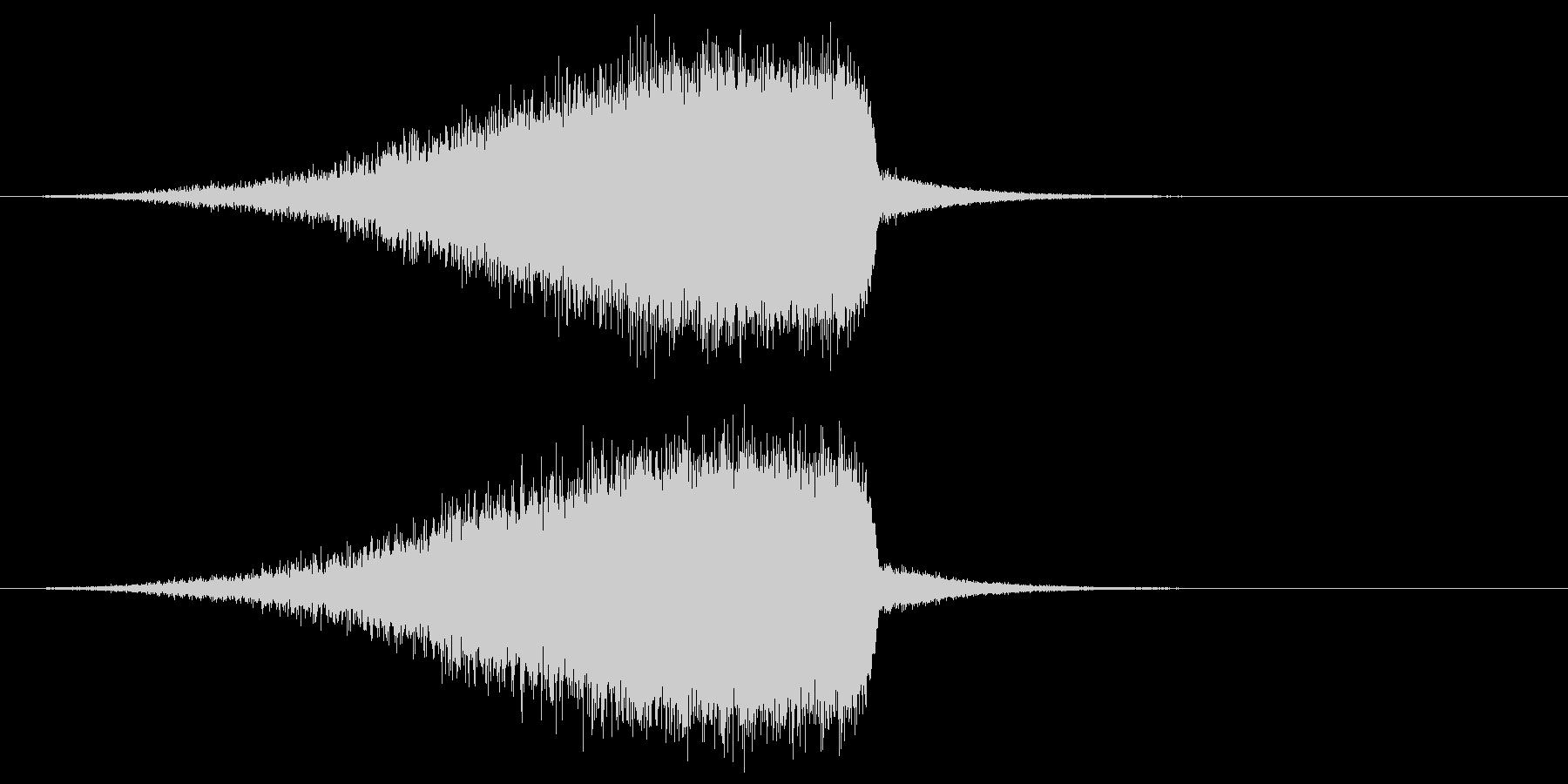 Dark_SweepUp-12_Revの未再生の波形