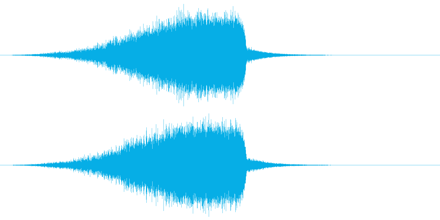 Dark_SweepUp-12_Revの再生済みの波形