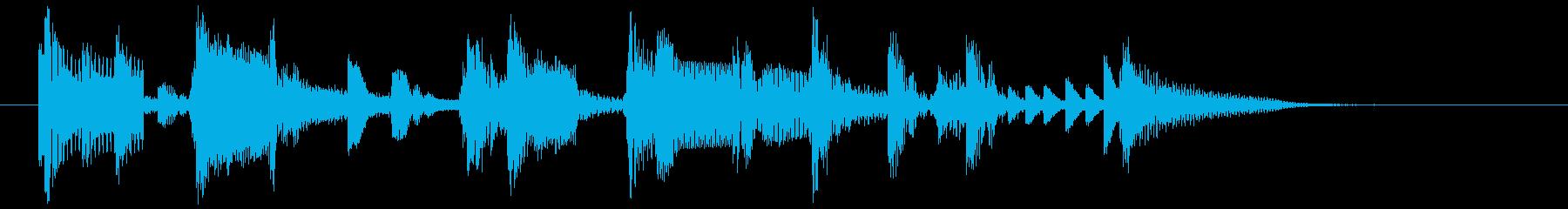 【生演奏】大人のSax効果音20の再生済みの波形