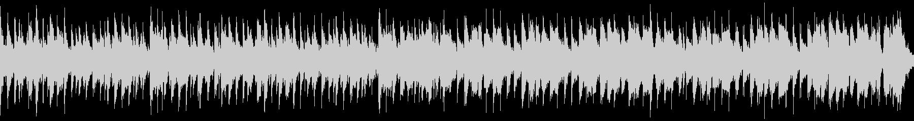 CM用13/ループ、陽気なキッズ向けの未再生の波形