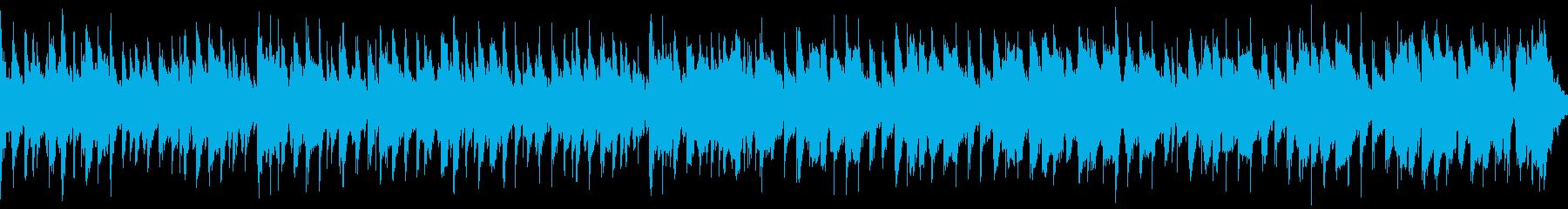 CM用13/ループ、陽気なキッズ向けの再生済みの波形