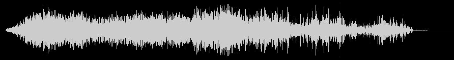 リバース スティンガーインパクトメ...の未再生の波形