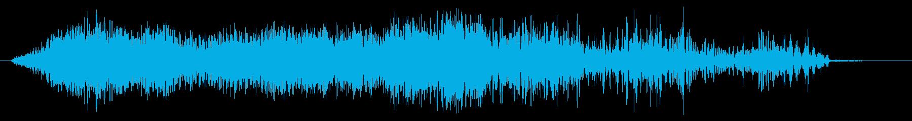 リバース スティンガーインパクトメ...の再生済みの波形