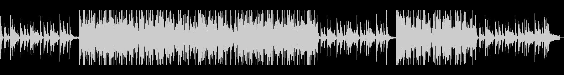 切ないメロディーが印象的なポップの未再生の波形