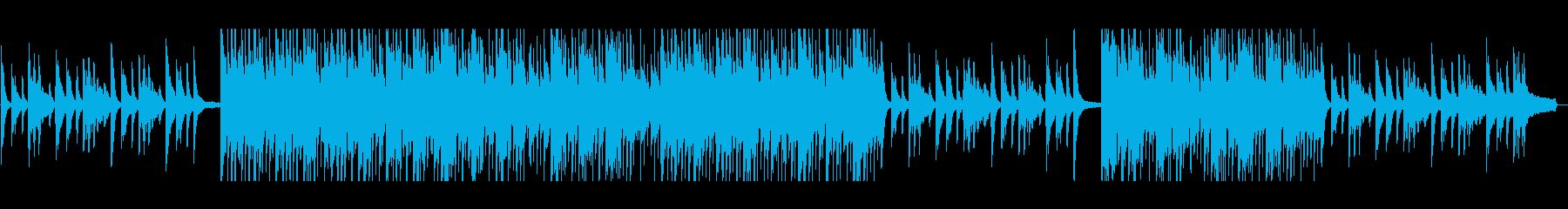 切ないメロディーが印象的なポップの再生済みの波形