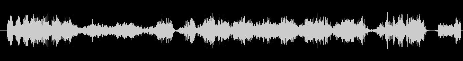 イメージ ボーカルグリッチ06の未再生の波形
