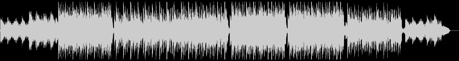 明るく爽やかなピアノ&シンセ:フルx1の未再生の波形