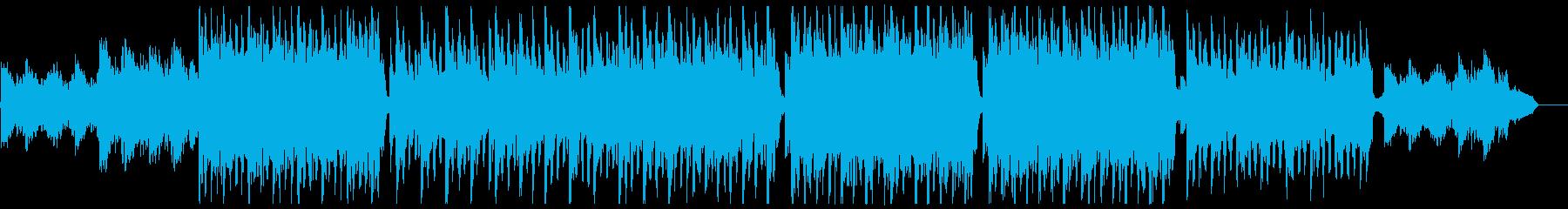 明るく爽やかなピアノ&シンセ:フルx1の再生済みの波形