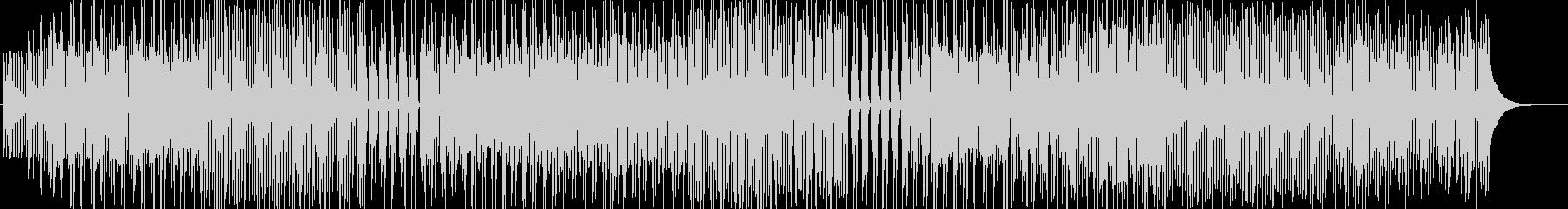 森-アコースティック-ポップ-キュートの未再生の波形