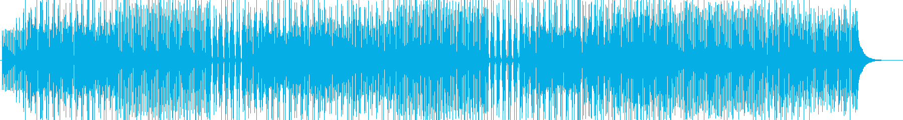 森-アコースティック-ポップ-キュートの再生済みの波形