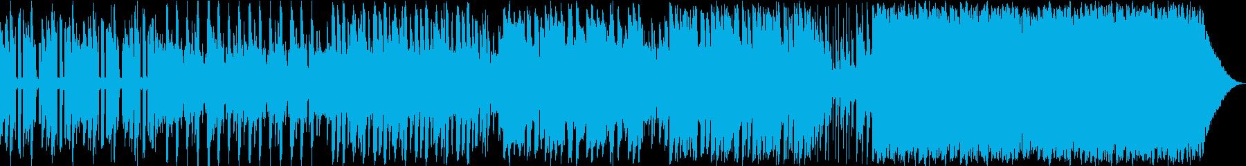 EDM  Track 16の再生済みの波形