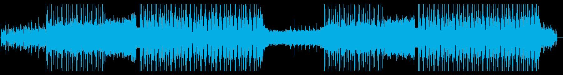 重い緊迫感 3の再生済みの波形