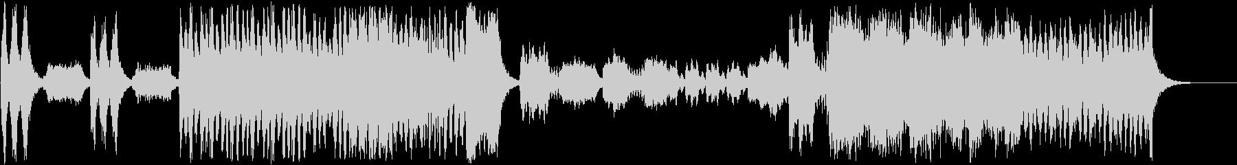 交響曲第41番第1楽章/モーツァルトの未再生の波形