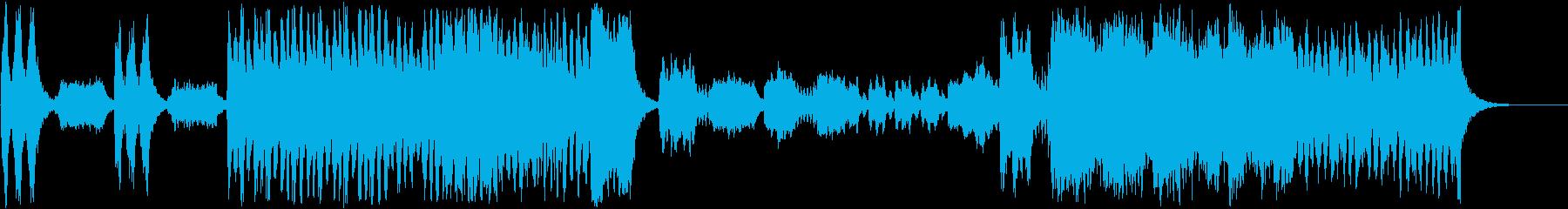 交響曲第41番第1楽章/モーツァルトの再生済みの波形
