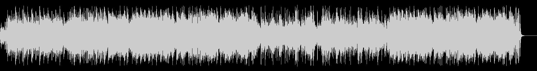 ノスタルジックでお洒落なアコーディオンの未再生の波形