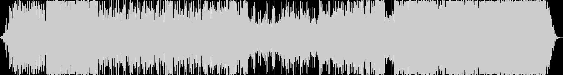 アクセルを全開にしたくなるユーロビート4の未再生の波形