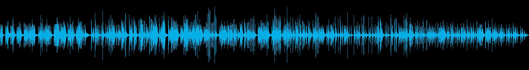 KANT眠る前に聴くピアノ曲の再生済みの波形