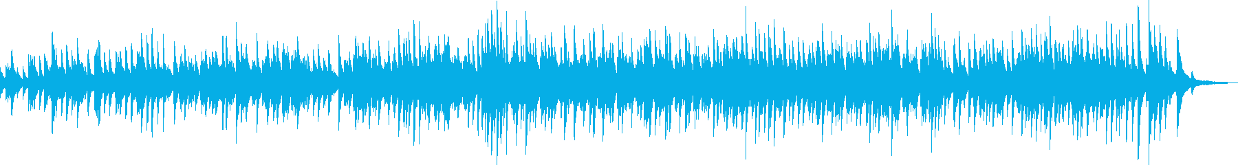 夢への一歩(ピアノソロ・爽やか・優しい)の再生済みの波形