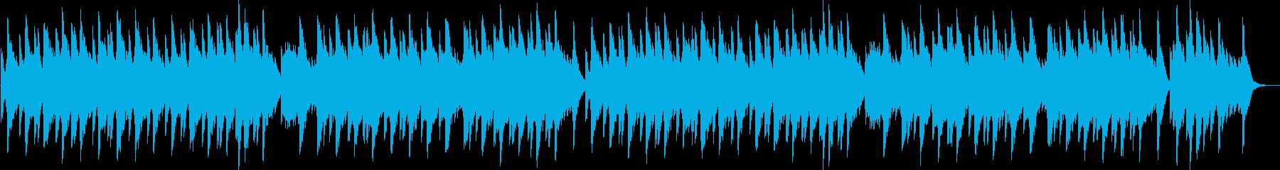 グリーンス・リーブス(オルゴール)の再生済みの波形