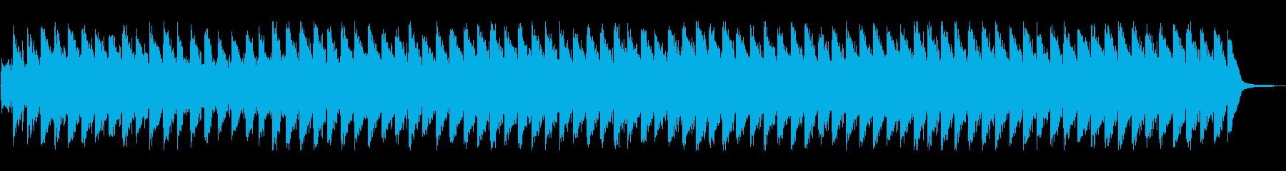 ホラーで不快な環境音ですの再生済みの波形