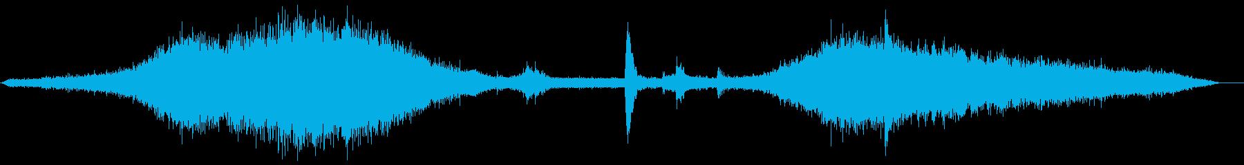 ボケリア市場の再生済みの波形