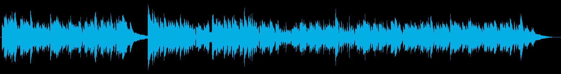 開かれた航路 進路 羅針盤 潮流 アコギの再生済みの波形