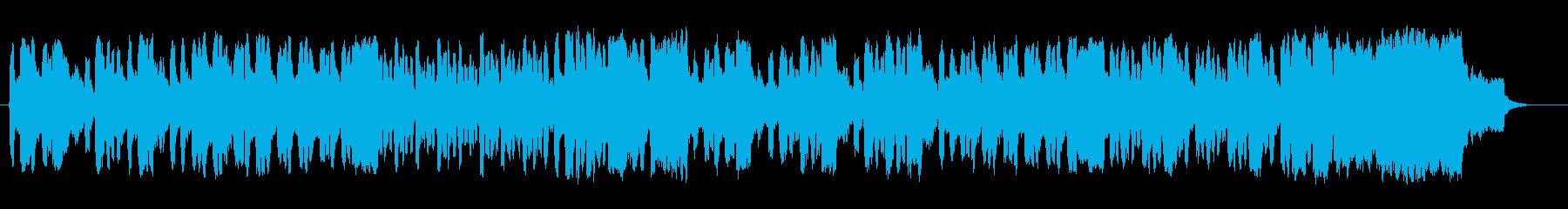木管楽器が奏でるほのぼのアンサンブルの再生済みの波形
