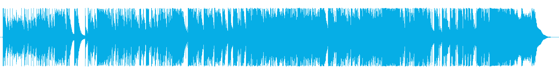 本物の60年代から70年代のストリ...の再生済みの波形