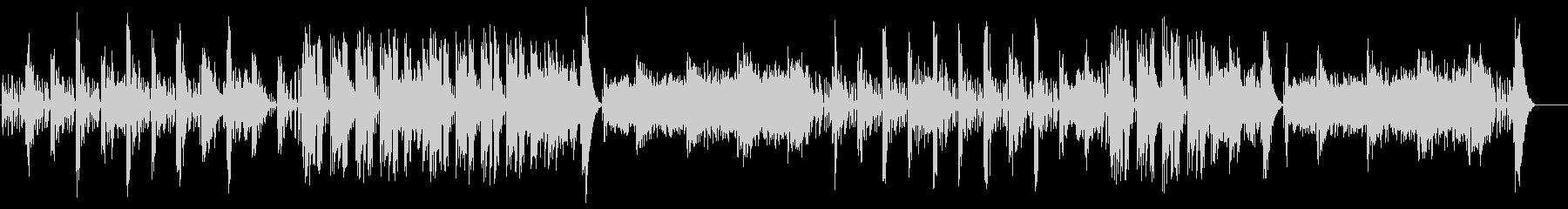 ドキュメンタリー系 物理学実験風サウンドの未再生の波形