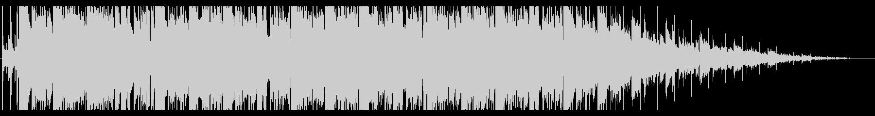 情緒的/R&B_No399_4の未再生の波形