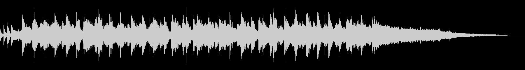カズー/明るい・楽しいポップBGM短尺の未再生の波形