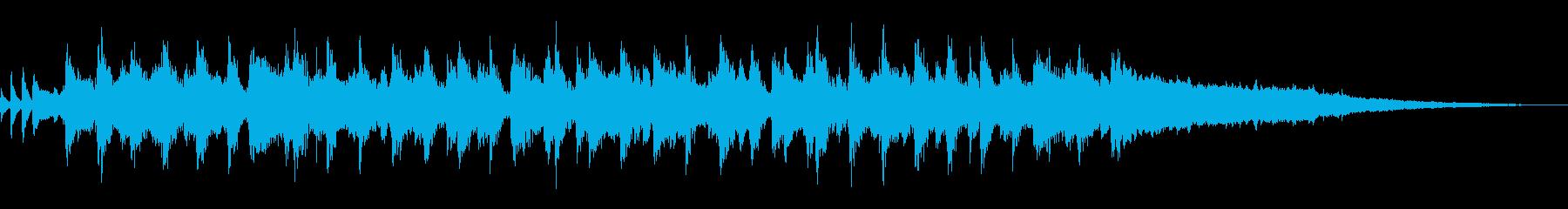 カズー/明るい・楽しいポップBGM短尺の再生済みの波形