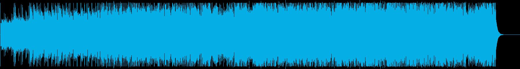 ノスタルジック サーカス アコーディオンの再生済みの波形