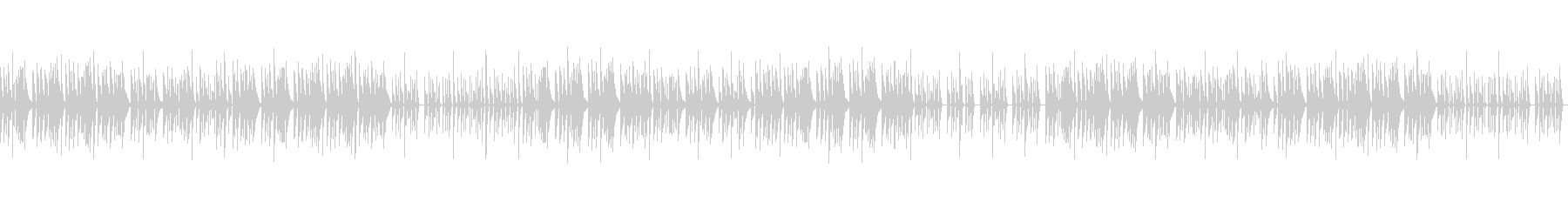 和風な琴のこども向け知育BGM_Aの未再生の波形