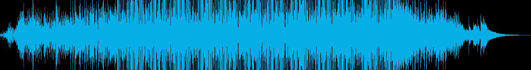 KANT無機質混沌BGM200611の再生済みの波形