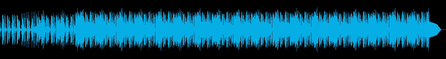 VPテイストなエレクトロジャズの再生済みの波形