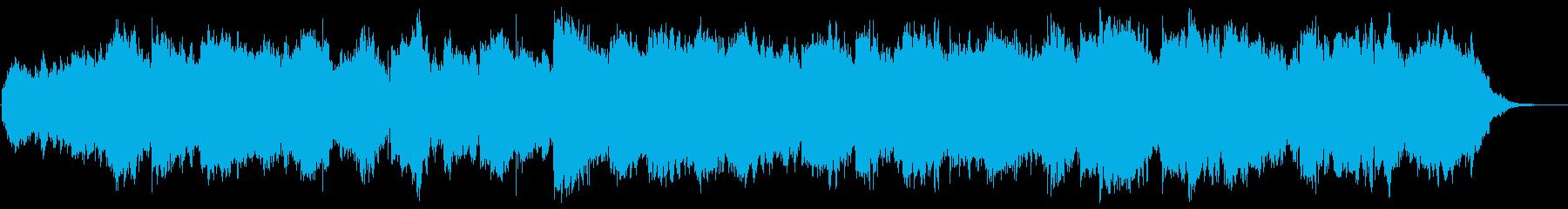 アンビエントミュージック エーテル...の再生済みの波形