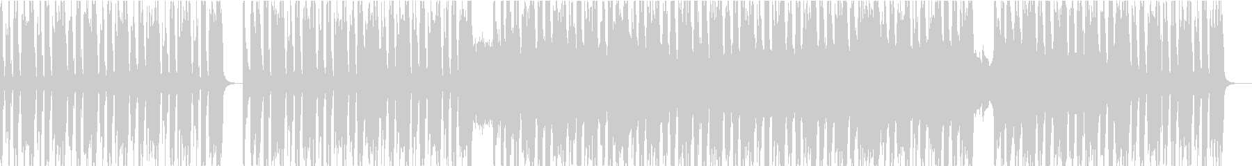 生々しい現代ブルースロックの未再生の波形