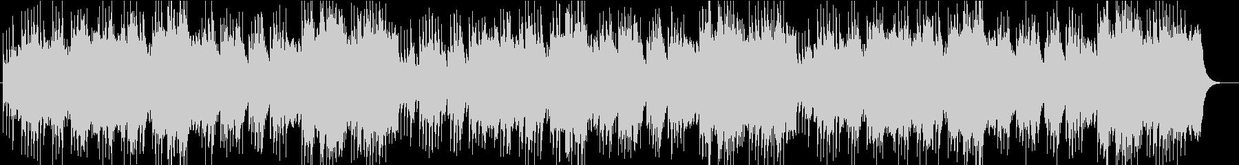 ロンドンデリーの歌オルゴールオーケストラの未再生の波形