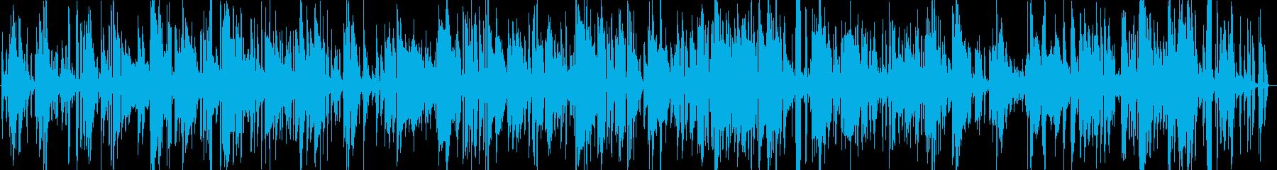 明るい心地よい疾走感のトランペットジャズの再生済みの波形