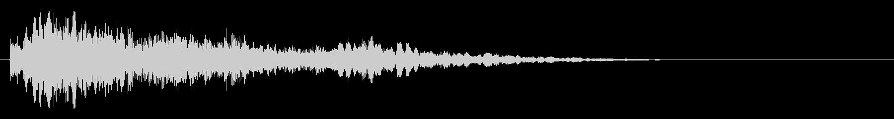 サスペンスピアノ音_19-3の未再生の波形