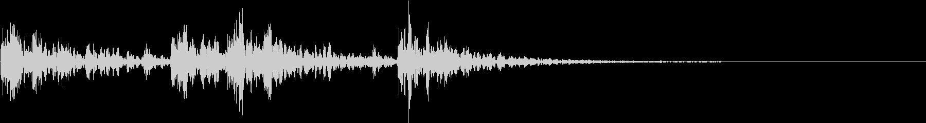 シネマ_001の未再生の波形
