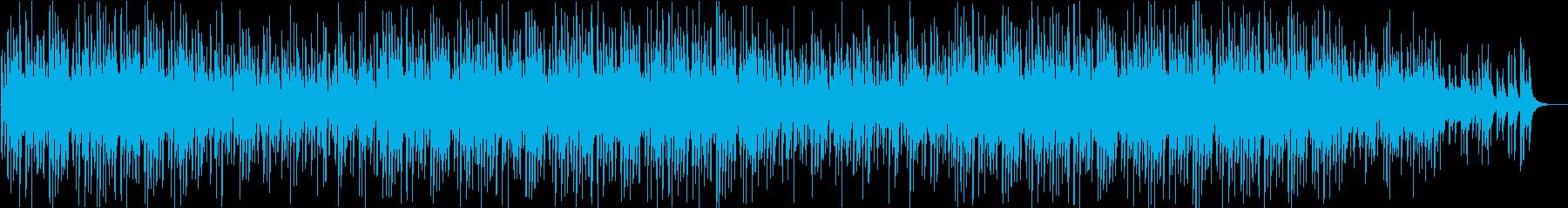 【琴と尺八】ゆったり 感動的なバラードの再生済みの波形