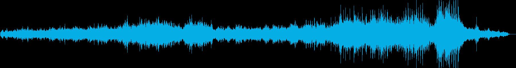 「さやかに星はきらめき」クリマスソングの再生済みの波形